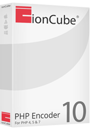 ionCube PHP Encoder 10.2 box