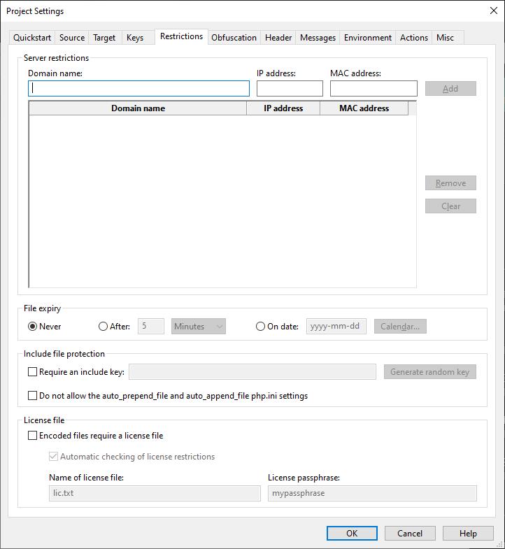 ionCube PHP Encoder GUI